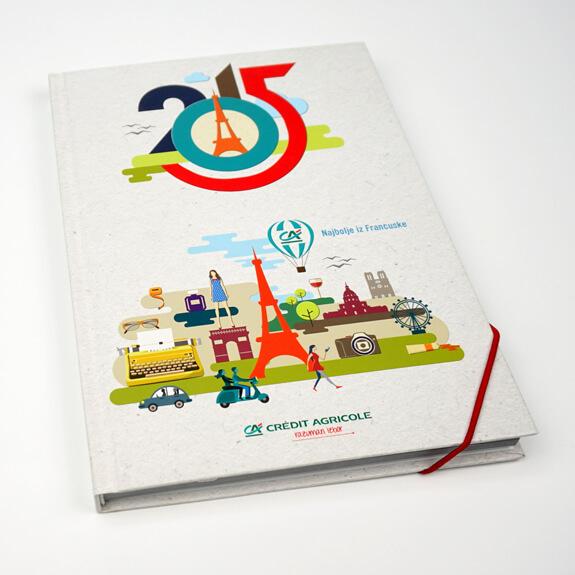 Agenda i Rokovnik - Štamparija Alta Nova