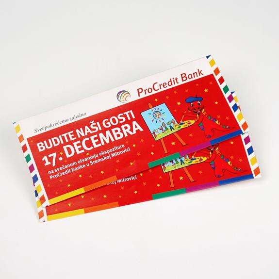 Varijabilna štampa - Štamparija Alta Nova